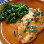 Recipes: Chicken Piccata