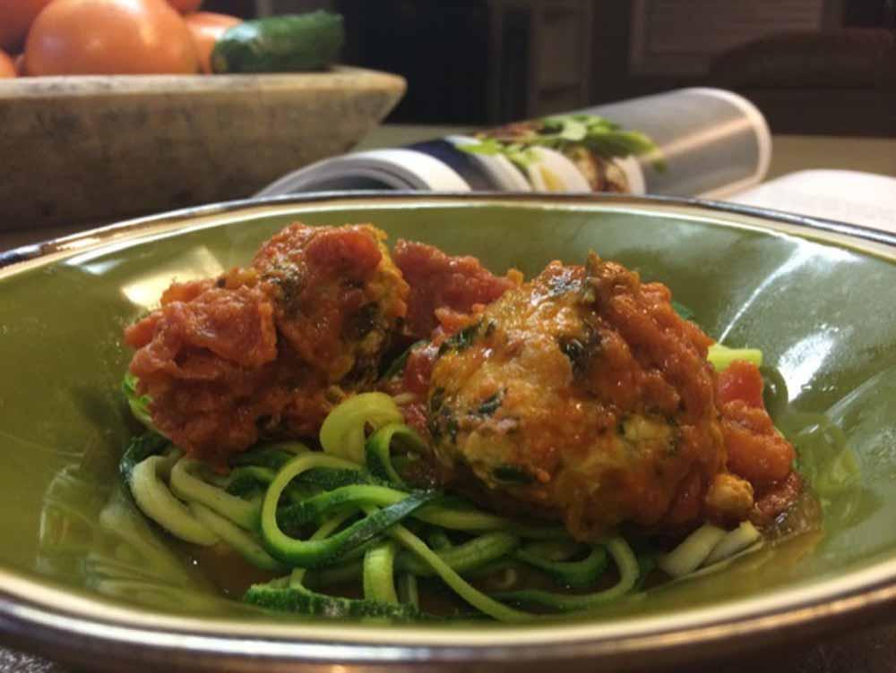 gwyneth paltrow turkey meatballs