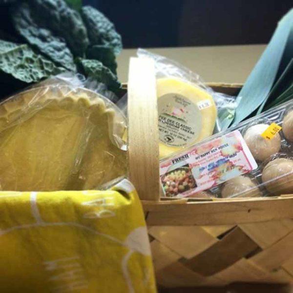 Basket Food Pantry Greenville Sc