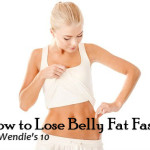 Dirty Dishing: How to Lose Belly Fat Fast