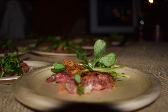 steak tartare one restaurant Chapel Hill NC - Euphoria Greenville 2015 Lambs & Clams