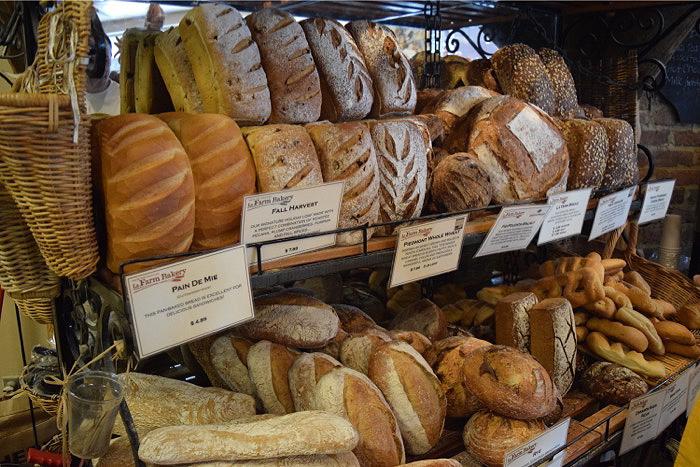 La farm bakery Raleigh NC