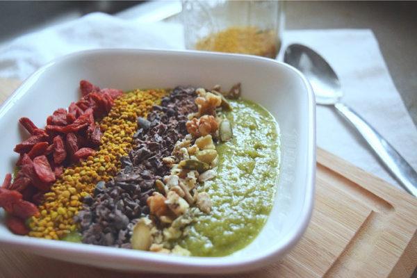 smoothie bowl recipes, beauty bowl recipe
