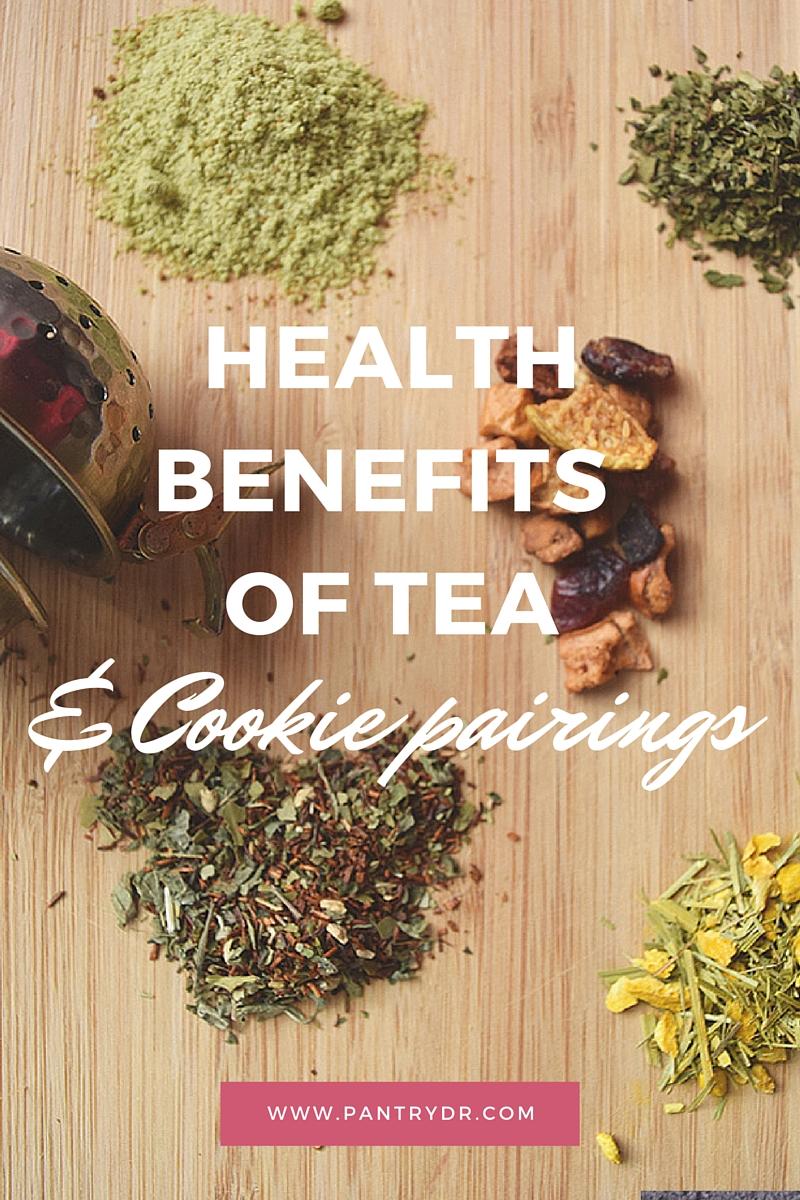 tea and cookie pairings