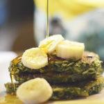 Goji Green Oatcakes